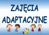 Zajęcia adaptacyjne dla dzieci nowo przyjętych